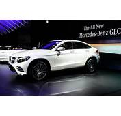 Roadshow Crossovers Mercedes Benz GLC Coupe Is One Curvaceous SUV