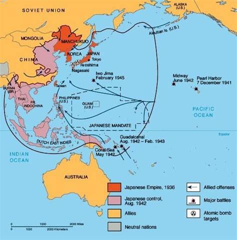 world war ii map asia world war ii  asia