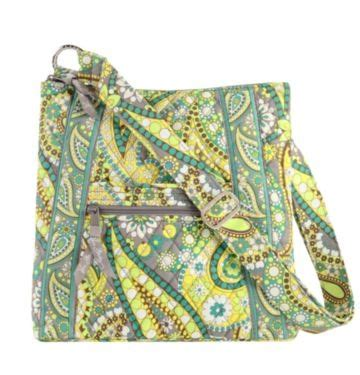 Minivy Zinnia Satchel Bag Lime 1021 best vera bradley images on handbags