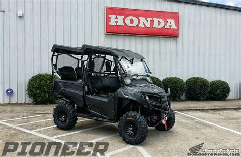 custom honda pioneer    itp tires black ops ss wheels honda pro kevin