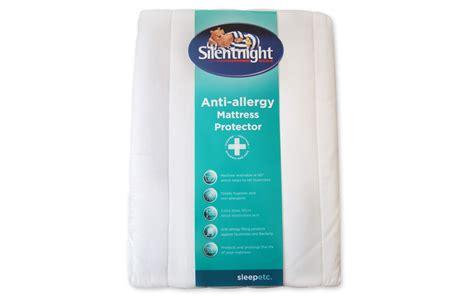 silentnight beds silentnight anti allergy mattress protector mattress online