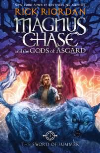 fantasy magnus chase and the gods of asgard rick