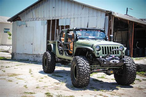 jeep cer conversion jeep wrangler jk crew by bruiser hiconsumption