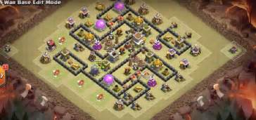Most perfect th7 to th11 farming amp war base layouts 2017