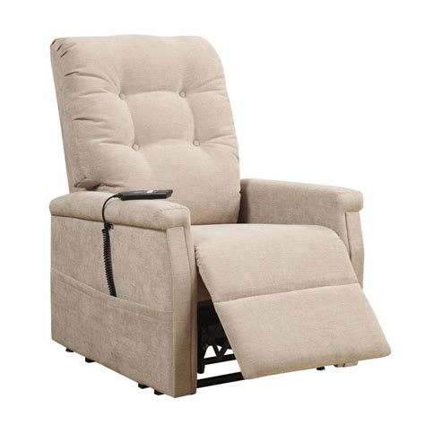 Recliners Montreal by Pri Prime Resources Montreal Piedra Fabric Recliner In
