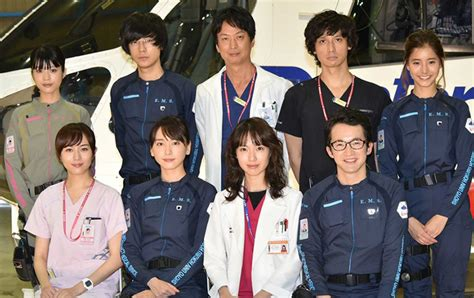 dramacool code blue 3 日劇 code blue 3 新垣結衣戶田惠梨香抱怨經過7年身體變差 劍心 回憶