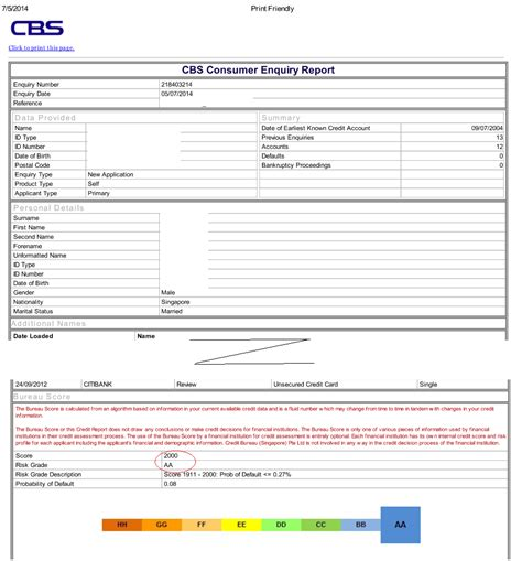 Records On Credit Reports Rolf Suey Better Late Than Never My Credit Report From Cbs