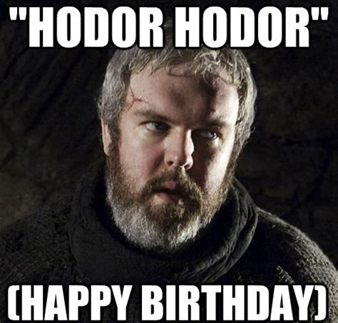 Game Of Thrones Birthday Meme - game of thrones birthday meme funny wishes images