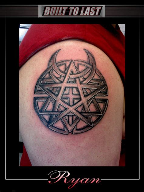 disturbed tattoos disturbed believe by donvito45 on deviantart