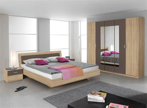 chambres à coucher adultes chambre adulte contemporaine ch 234 ne sonoma gris berenice