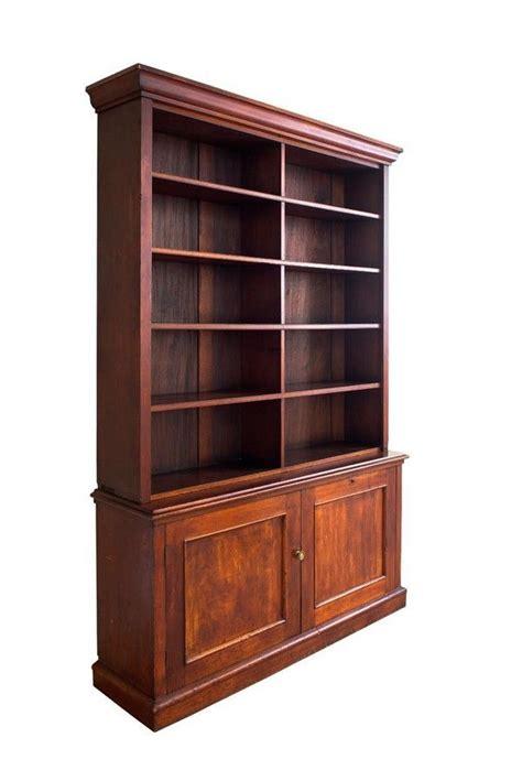 Bookcases Australia An Australian Cedar Open Face Bookcase Circa 1850