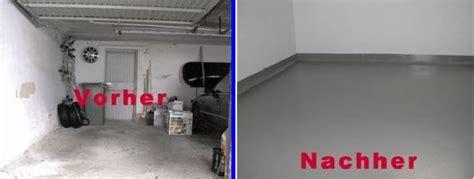 Werkstatt In Der Garage by Solipur Garagen Und Werkstattbeschichtung Mit
