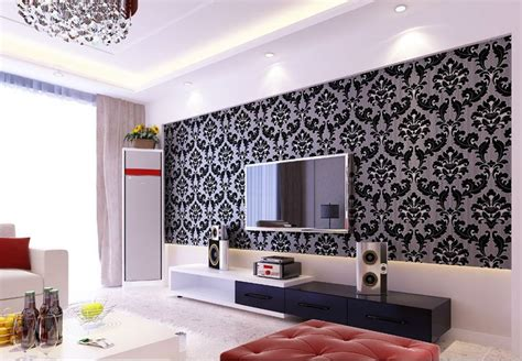 background rumah 10 wallpaper dinding minimalis motif terbaru 2016