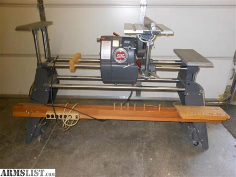 shopsmith table saw for sale armslist for sale shopsmith v wood working tool w