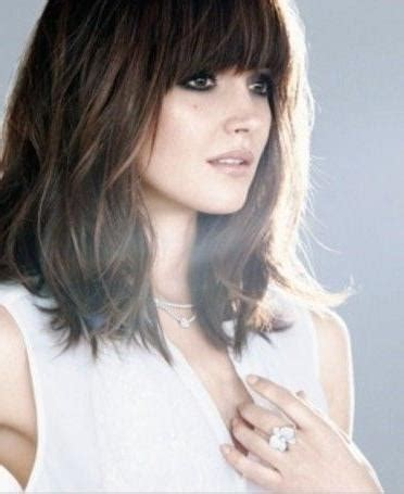 15 best collection of long hairstyles with short layers on top 15 best collection of long hairstyles with fringes