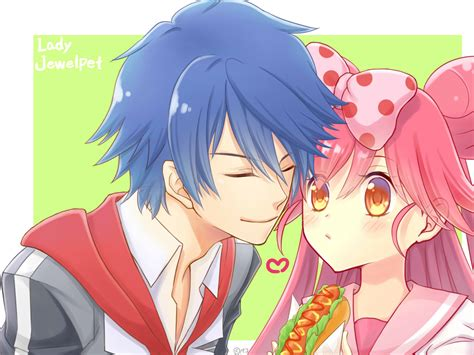 lady jewelpet zerochan anime image board