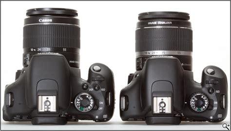 Canon 500d Vs 600d 600d