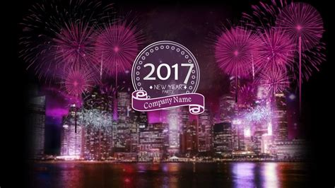 new year powerpoint template digital signage templates and powerpoint templates