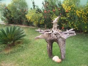 tronco de aroeira enfeite para aqu 225 rios grandes e jardins