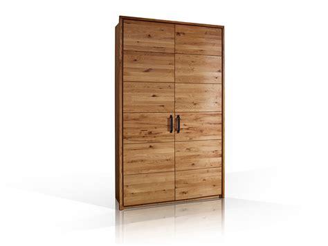 kleiderschrank massivholz salvador massivholz kleiderschrank wildeiche ge 246 lt 100 cm