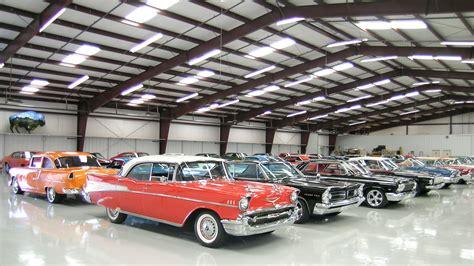 Car Collectors Garage by Car Collector S Trophy Home Set For Auction La Times