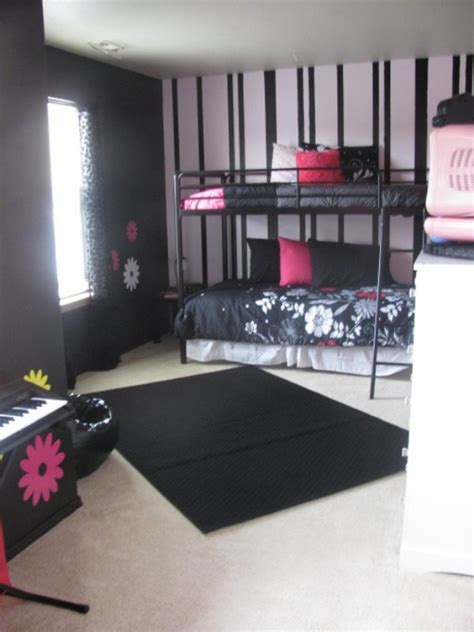 pink and black girls bedroom ideas 12 cool ideas for black and pink teen girl s bedroom