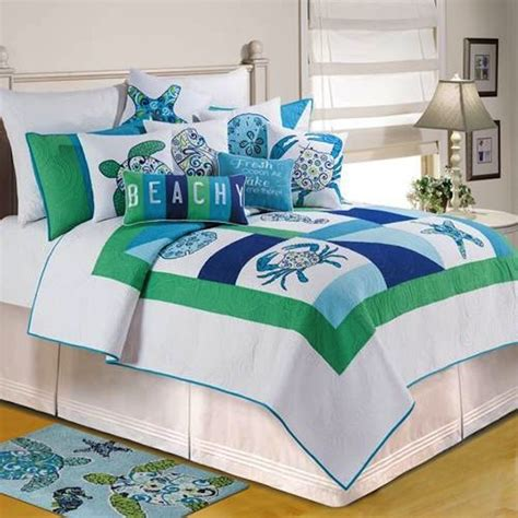 coastal bedding create an island oasis in your bedroom coastal style