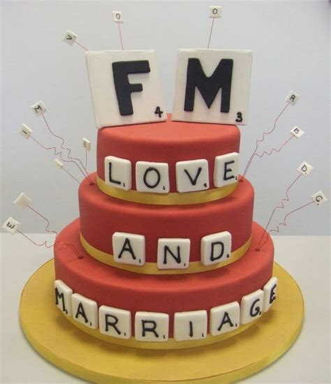 scrabble wedding cake scrabble theme 3 tier wedding cake jpg hi res 720p hd
