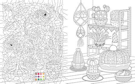 Coloriage Mystere Cactus Eug 233 Nie Varone Coloriage Mystere Disney L