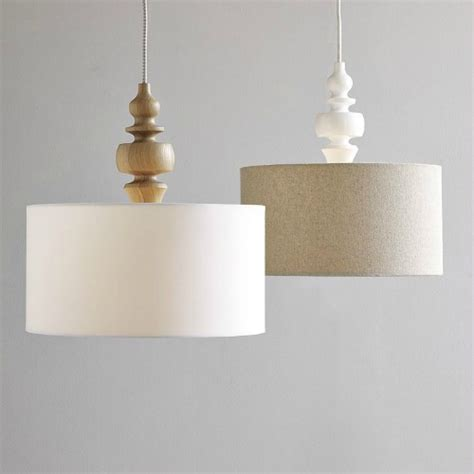How To Make A Drum Shade Pendant Light Pendant Lights With Punch