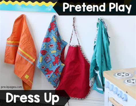 Dress Up Wardrobe by Dramatic Play Center In Preschool Pre K And Kindergarten