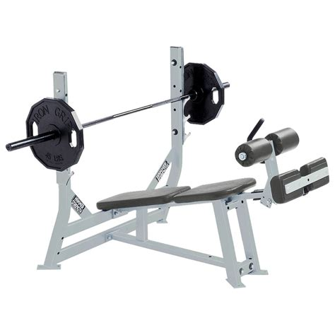 hammer bench press hammer strength olympic decline bench life fitness