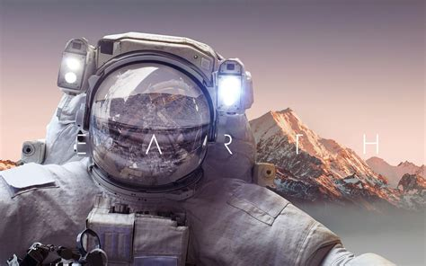 astronaut earth  wallpapers hd wallpapers id