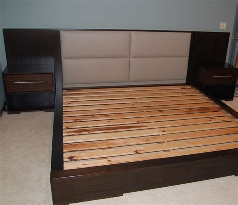 Japanese Platform Bed Frame Japanese Style Platform Bed Decofurnish