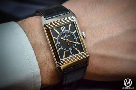 Luxury Power Outlets by Sihh 2015 Jaeger Lecoultre Grande Reverso 1931 Seconde
