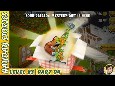 How To Get Gift Cards In Hay Day - 35 gift cards to get guitar in mystery gift hay day level 83 part 04 freedom