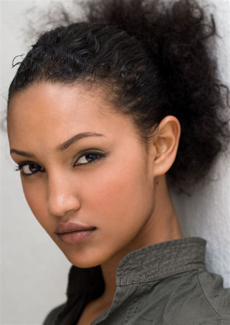 ethiopian hair model classify ethiopian actress and model sayat demissie