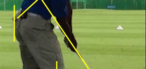 golf swing lines golf swing drill 502b downswing check your impact