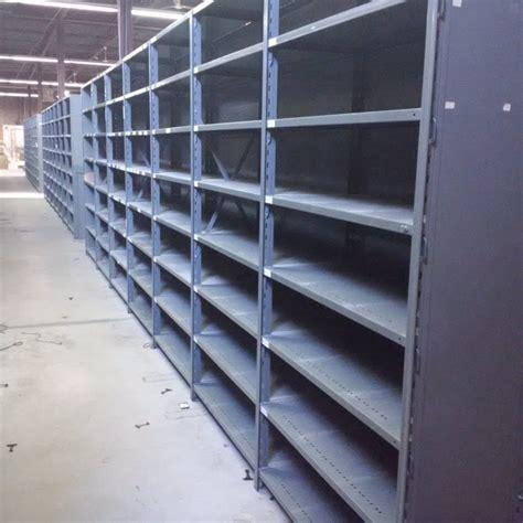 used boltless shelving used metalware industrial boltless shelving for sale