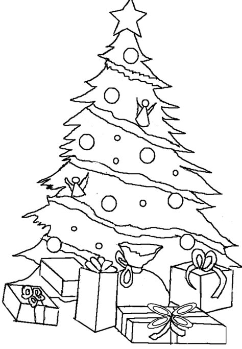 coloriage sapins sapins2 224 colorier allofamille