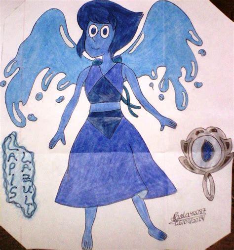 imagenes para dibujar a lapiz lazuli lapis lazuli steven universe by clubpenguin1 on deviantart