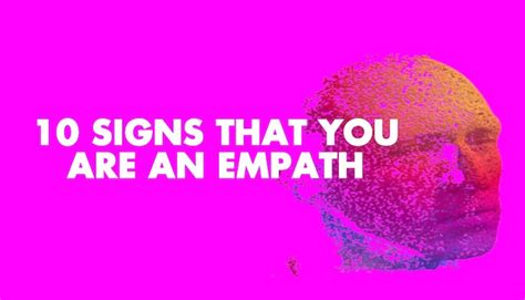 Making A Blueprint 10 signs that you are an empath introvert spring