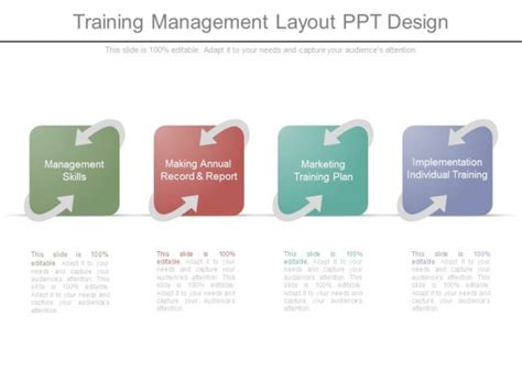 seminar ppt layout training management layout ppt design powerpoint templates