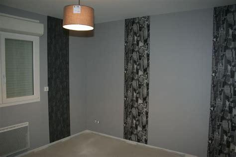 tapisserie de chambre davaus tapisserie chambre et gris avec des