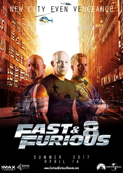 fast and furious 8 poster fast and furious 8 movie poster design by tegz04 on deviantart