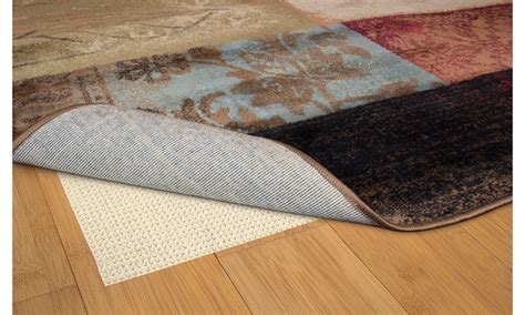 groupon area rugs 50 on monarch sure grip area rug pad groupon goods