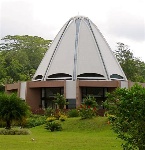 Baha I House Of Worship by Panoramio Photo Of Baha I House Of Worship Samoa
