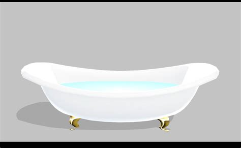 On Bathtub by Mmd Bathtub By Amiamy111 On Deviantart