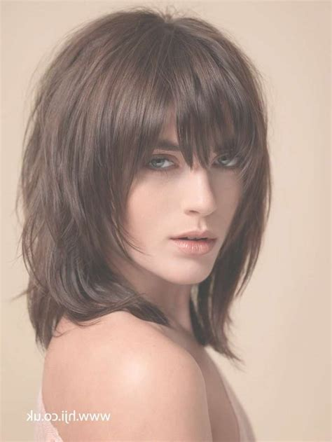 medium haircuts 2018 with bangs 2018 popular medium haircuts with layers