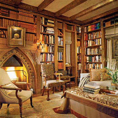 library in house interior design library the heart of the house